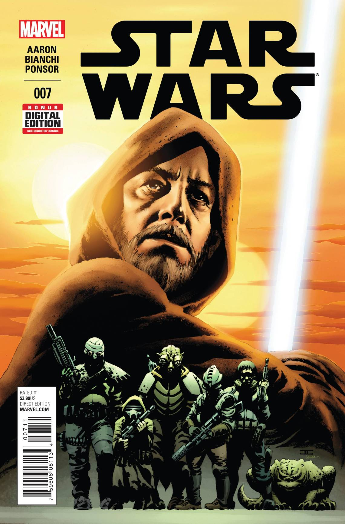 Star Wars #7 Cover
