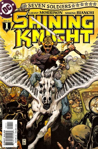 Shining Knight's cover