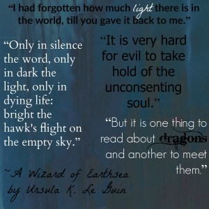 A Wizard of Earthsea Quotes