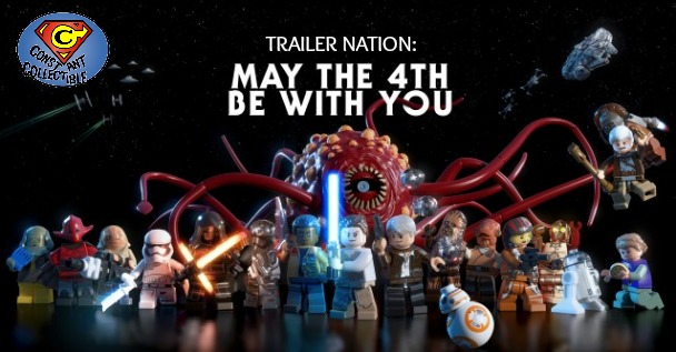 Trailer Nation: Star Wars: The Force Awakens Lego that is