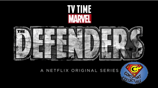 THE DEFENDERS TV TIME