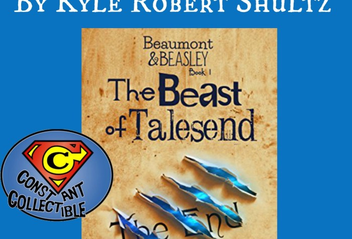 Hannah's Novel Notions: A Review of The Beast of Talesend by Kyle Robert Schultz