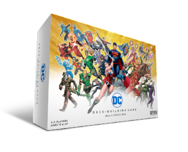 DC Comics Deck Builder