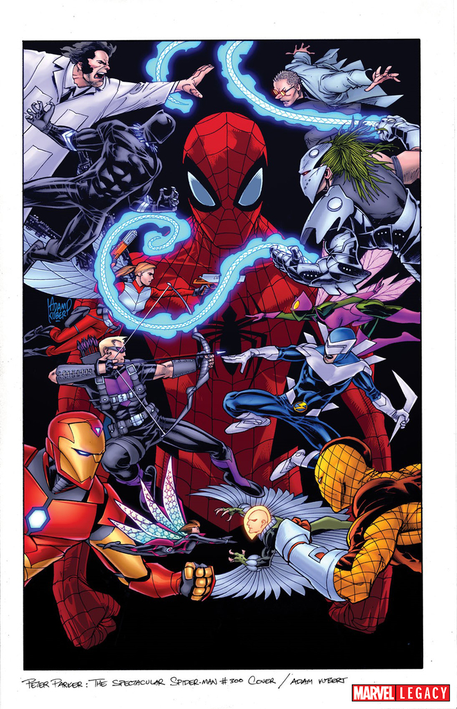 Spiderman 300