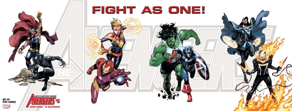 Avengers - Fight As One