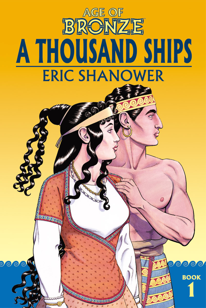 Age of Bronze - A Thousand Ships #1 (2018)