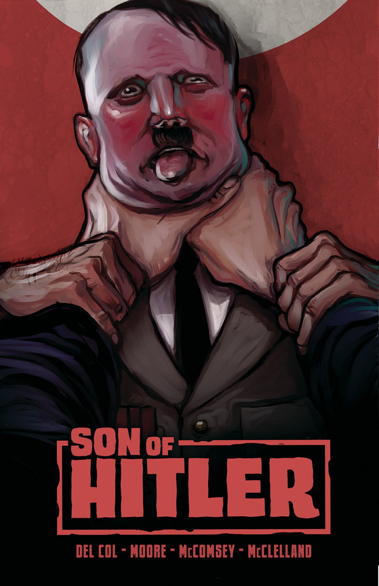 Son of Hitler TPB (2018)