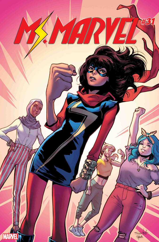 Ms. Marvel #31 (2018)