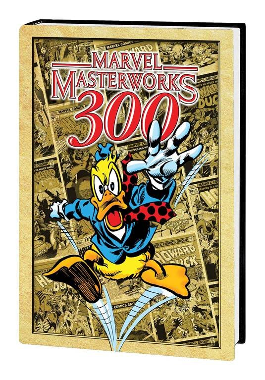Howard The Duck  Master Works