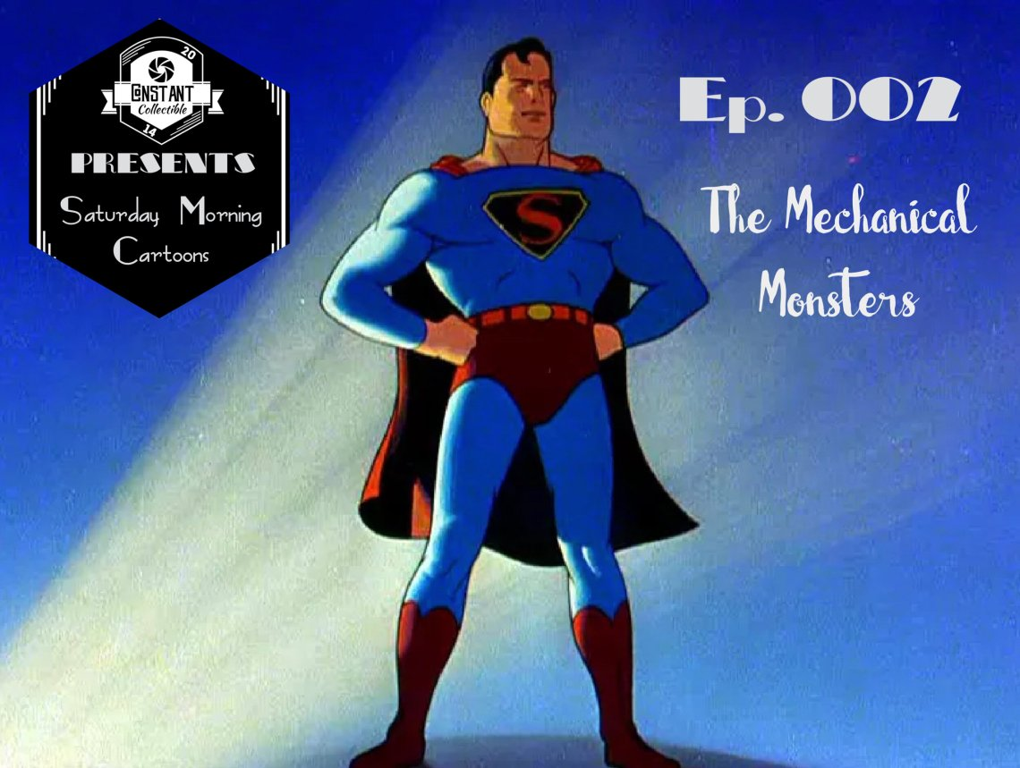 Saturday Morning Cartoons: Superman: The Mechanical Monsters 002