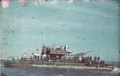 1941, litoralul prin lentila unui ofiter german de propaganda. Horst Grund (1915-2001) 16