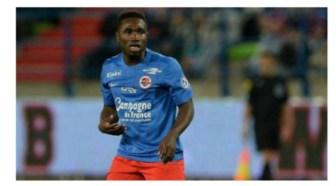 Jeff Louis le footballeur haïtien est condamné à 2 mois de prison.