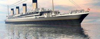 Le Titanic n'aurait pas coulé à cause d'un ICEBERG