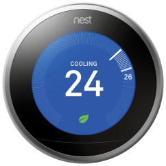 Nest 3rd Generation Video Dual Battery Setup Boat Diagram Wi Fi Smart Thermostat Model