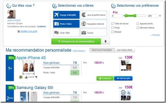 [Test] Comparez malin avec BestComparator ! | Le blog de Constantin image 4