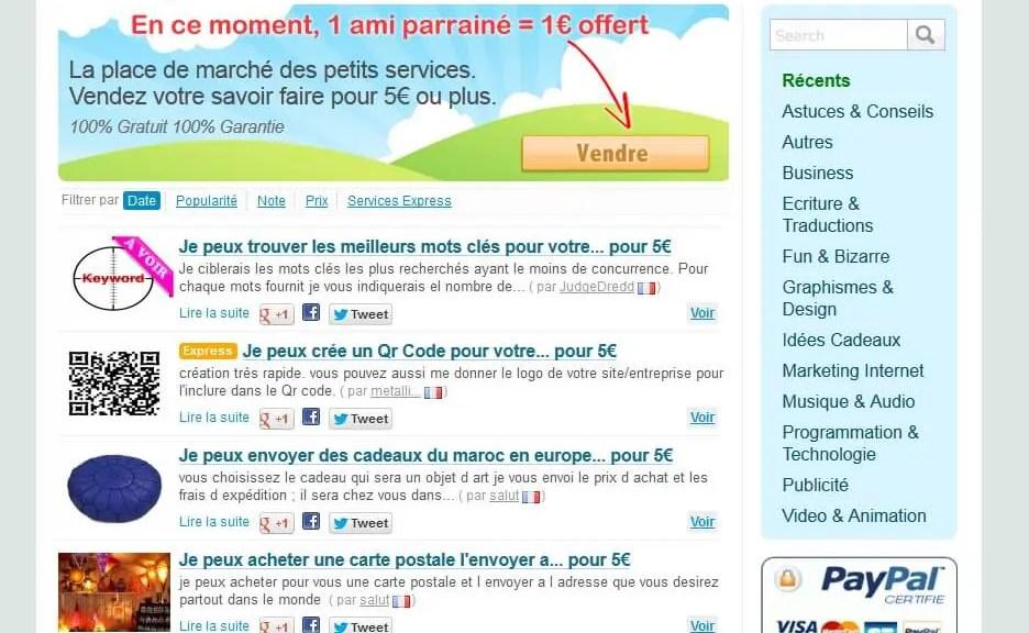 Sinq.fr - La mini communauté d'entraide   Le blog de Constantin