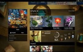 L'interface de la PS4 en vidéo et en image ! | Le blog de Constantin image 1