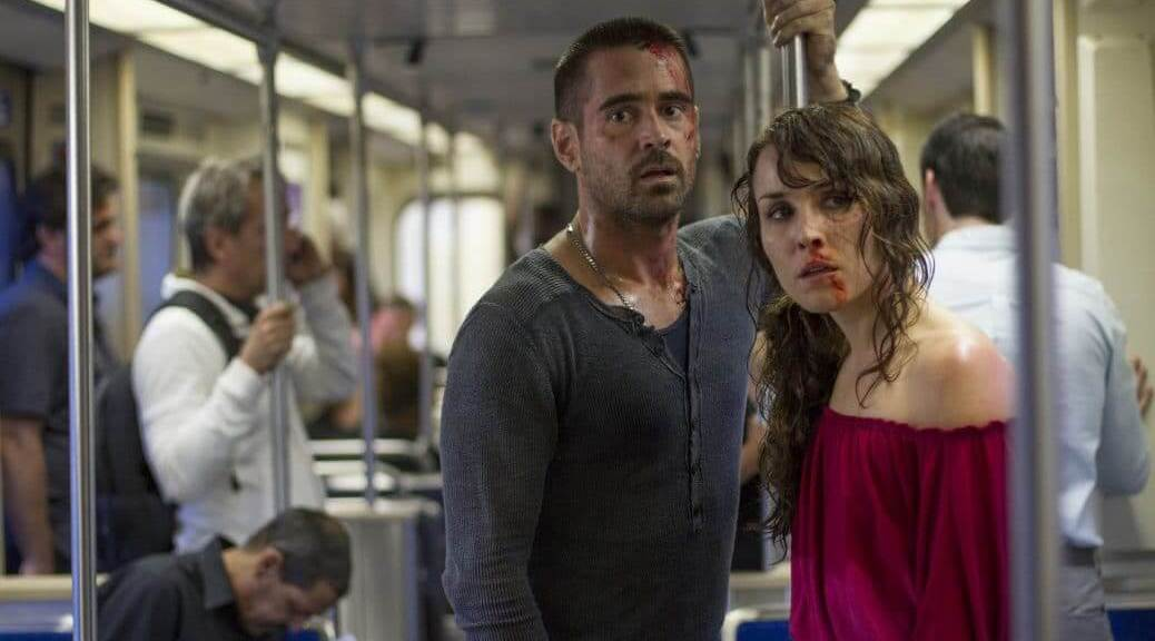 Critique Blu-Ray - Dead Man Down | Le blog de Constantin