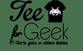 Présentation Boutique : Tee For Geek | Le blog de Constantin