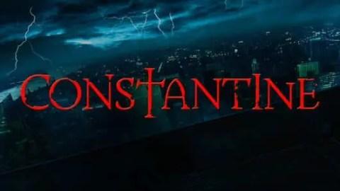 Constantine: premier trailer de la série | Le blog de Constantin