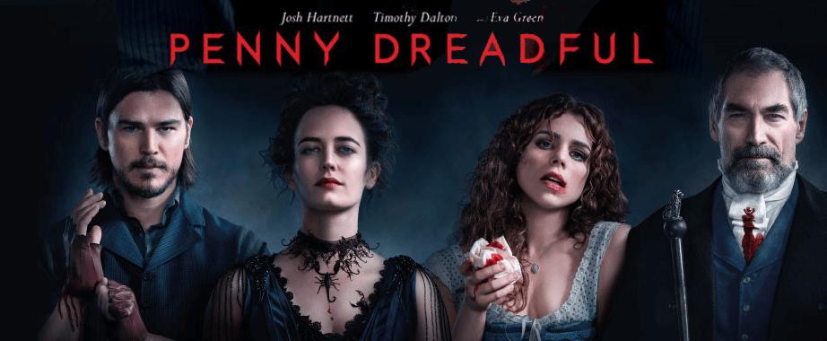 #2 J'ai regardé pour vous : Penny Dreadful   Le blog de Constantin