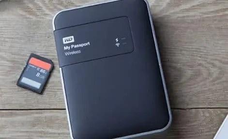 #5 J'ai testé pour vous : Le WD My Passport Wireless | Le blog de Constantin