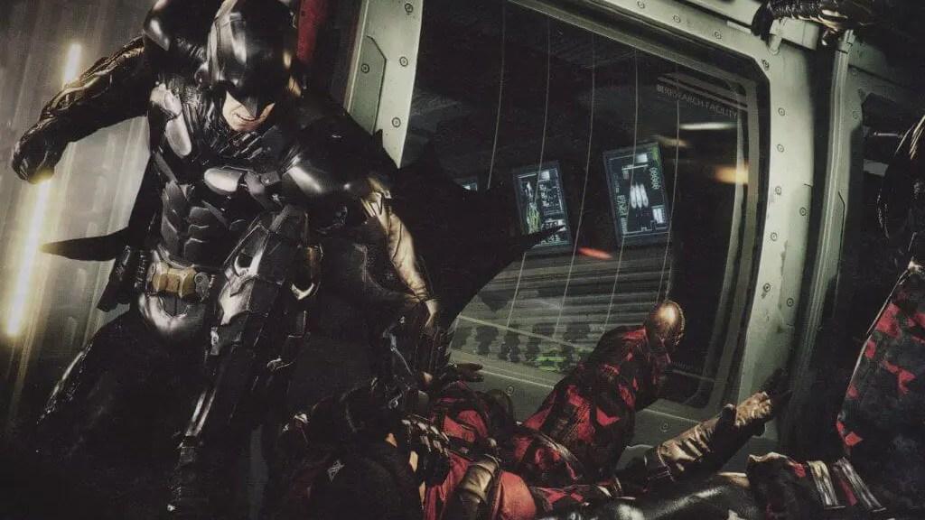 De nouvelles images pour Batman Arkham Knight | Le blog de Constantin image 3