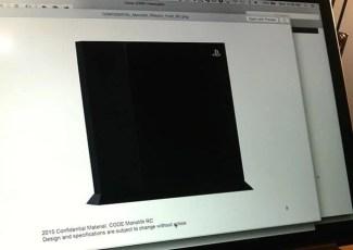 Des premières images pour la PS4 Slim ? | Le blog de Constantin image 2