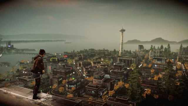 inFAMOUS+First+Light™+Seattle