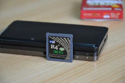 Avis: Linker R4i SDHC 3DS | Le blog de Constantin