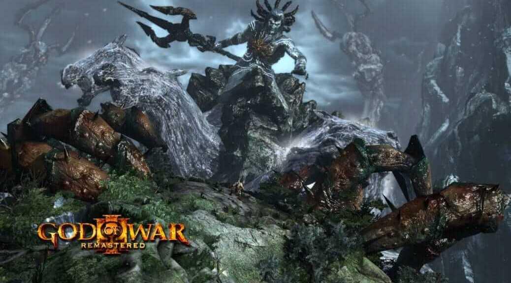 Avis - God of War III Remastered | Le blog de Constantin image 1