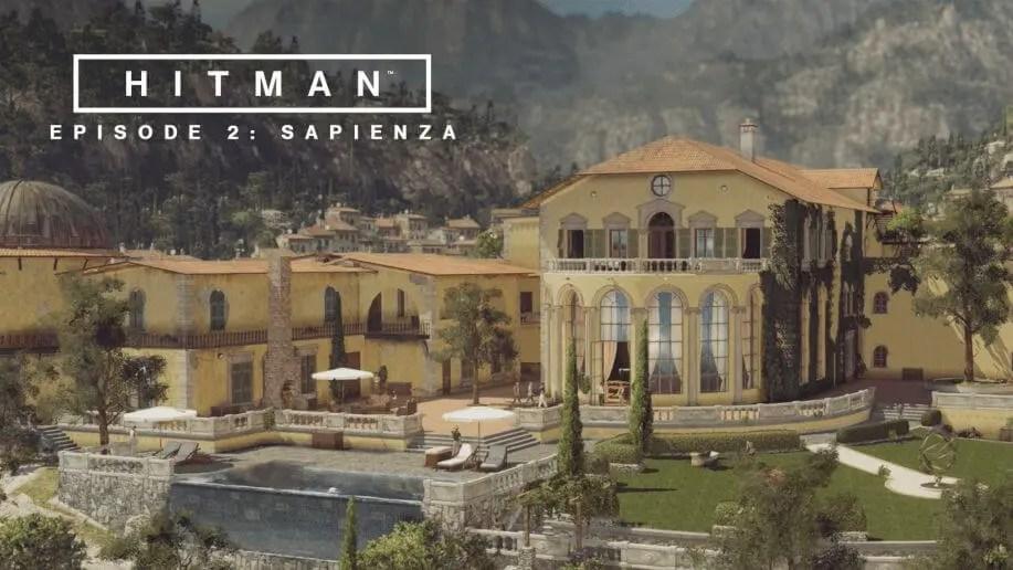 HITMAN Episode 2 - Sapienza, joyau de la côte italienne, se dévoile en vidéo | Le blog de Constantin