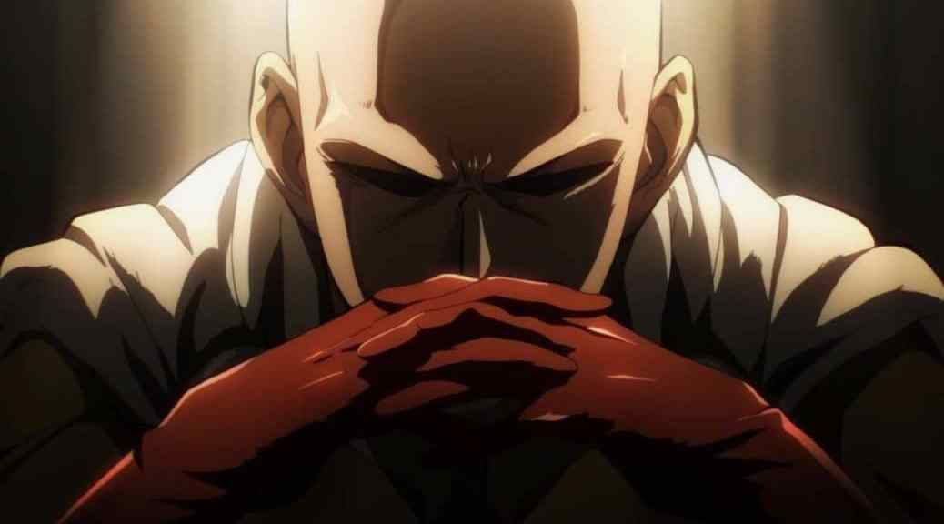Avis Animé - One Punch Man | Le blog de Constantin