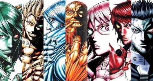 Avis Manga - Terra Formars T1 - T6 | Le blog de Constantin image 4