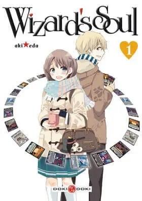 Avis Manga – Wizard's soul T1-2