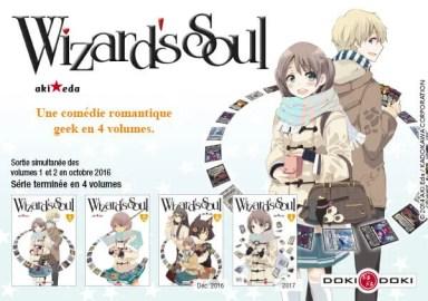 Avis Manga - Wizard's soul T1-2   Le blog de Constantin image 2