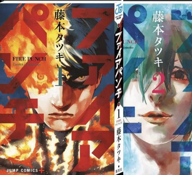 Avis Manga – Fire Punch T1