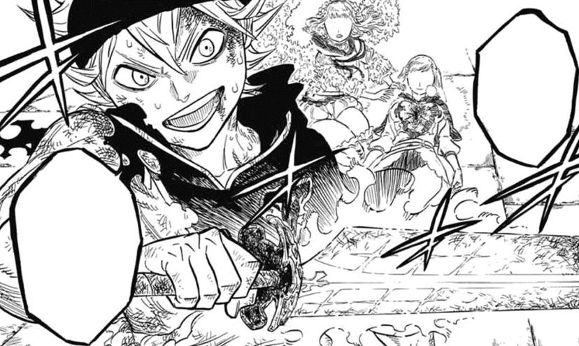 Avis Manga - Black Clover T3 | Le blog de Constantin image 2