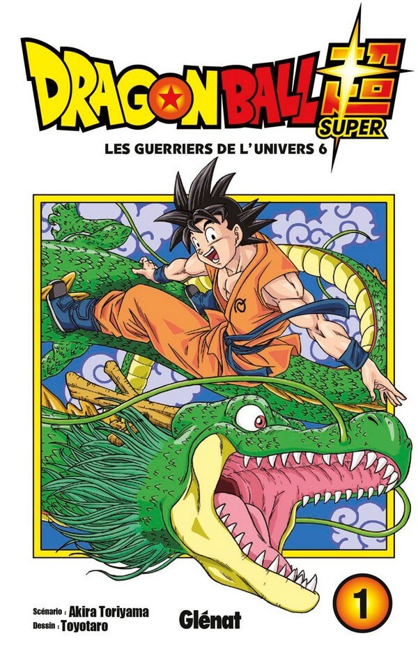 Avis Manga – Dragon Ball Super T1
