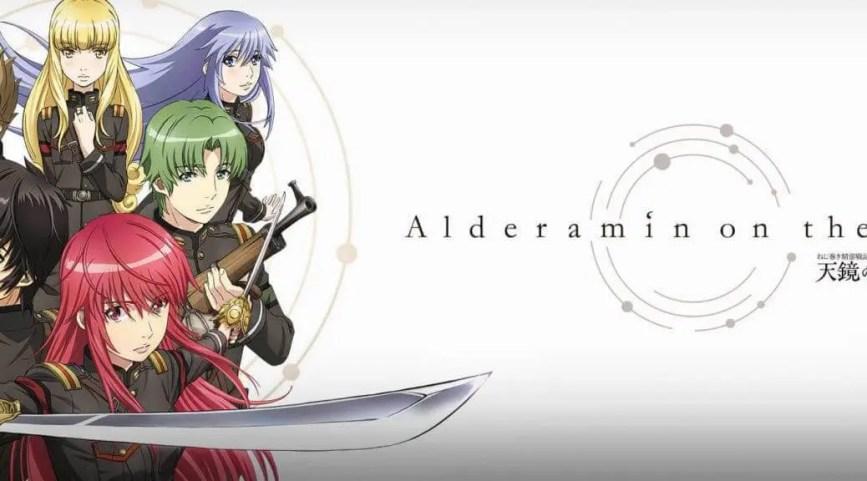 """Résultat de recherche d'images pour """"alderamin on the sky manga"""""""