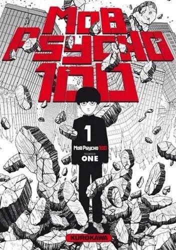 Avis Manga – Mob Psycho 100 T1