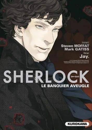 Avis Manga – Sherlock T2