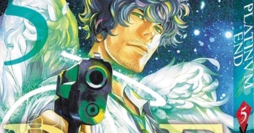 Avis Manga - Platinum End T5 | Le blog de Constantin image 2