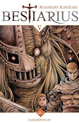 Avis Manga – Bestiarius T5