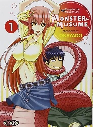 Avis Manga – Monster Musume T1 & T2