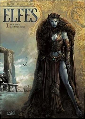 Avis BD – Elfes 1 et 2