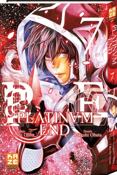 Avis Manga – Platinum End 7