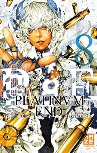 Avis Manga – Platinum End 8