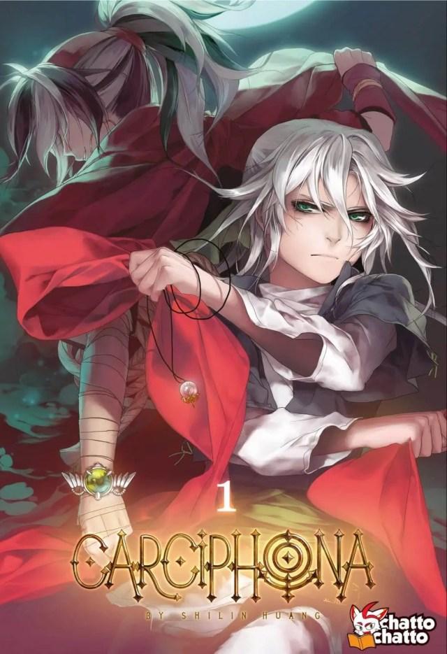 Avis Manga – Carciphona 1