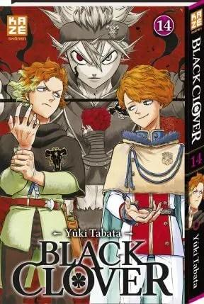 Avis Manga – Black Clover 13 et 14